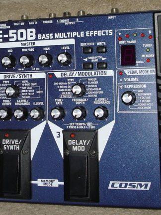 Line 6 Bass POD XT Pro – Chris's Guitars